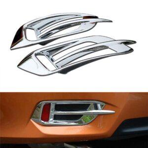 Honda Civic Rear Bumper Chrome Reflector 2017