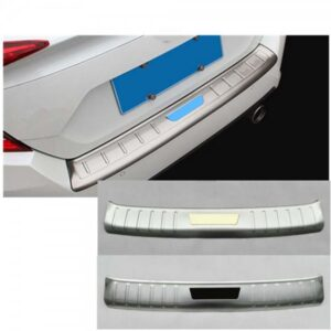 Honda Civic 2019 Back/Rear Bumper Protector/Pad Steel