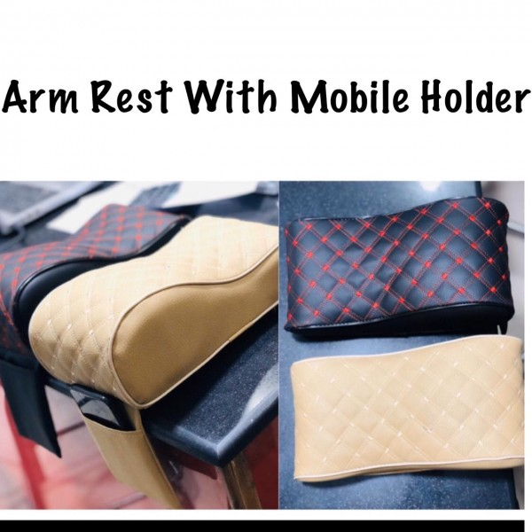Universal Car Center Console Armrest Cushion