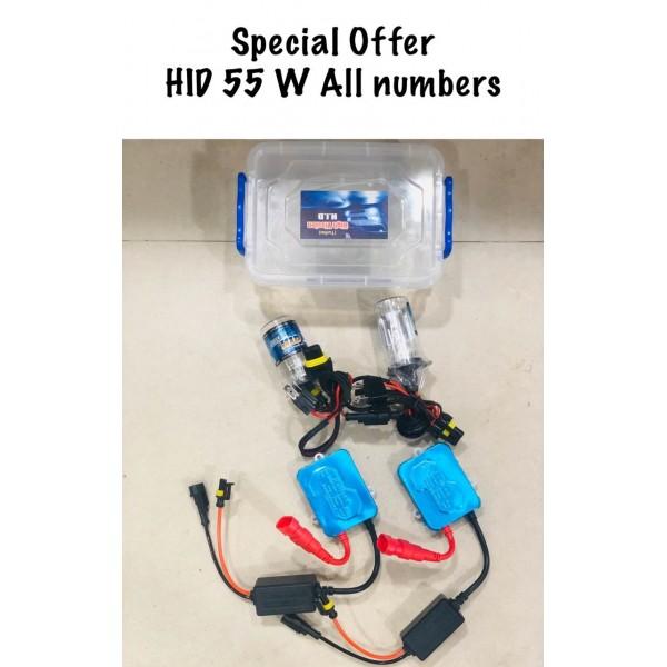 Turbo High Vision HID 55watt