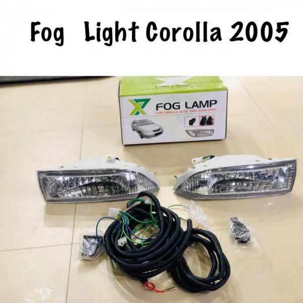 Toyota Corolla Fog Lamp Light CTG 2003-2004-2005-2006-2007