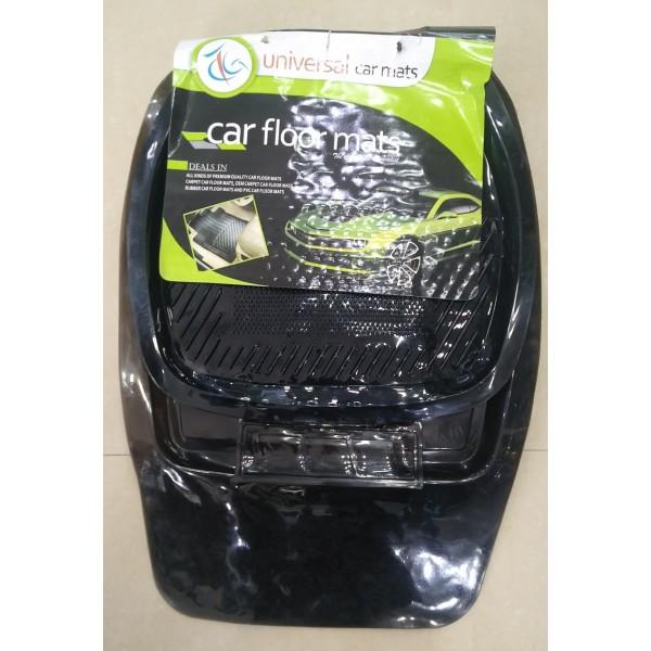 Universal Car Floor Mat Crystal Smoke 5Pcs 050