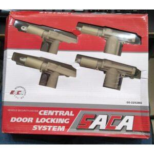 SACA Universal Car Central Door Locking System