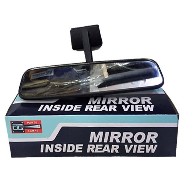 Rear View Mirror Metal Universal