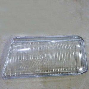 Lancer Headlight Glass Lens 1986