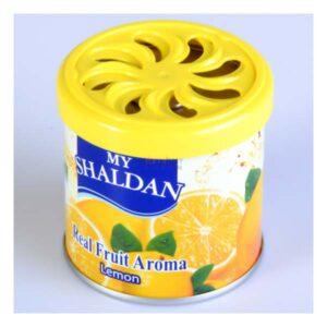 My Shaldan Real Fruit Aroma Lemon Gel Perfume