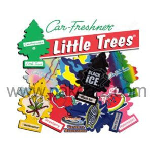 Little Trees Perfume Cards