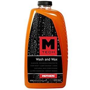 M Tech Wash And Wax 48oz