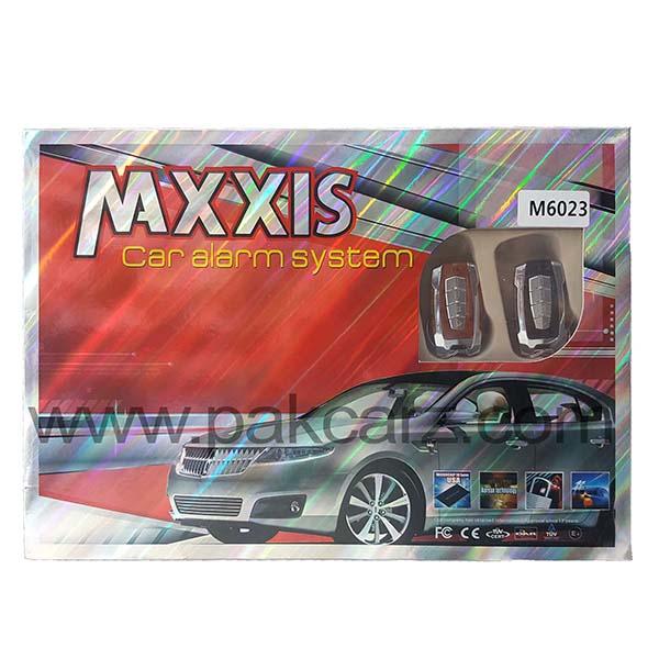 MAXXIS Car Alarm Security System