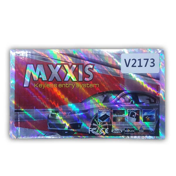 MAXXIS Key Less Entry System