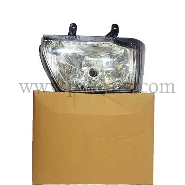 Suzuki Mehran Headlight White 2Pcs Set