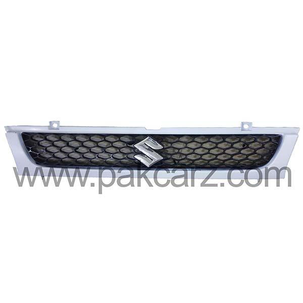 Suzuki Mehran Front Grill White