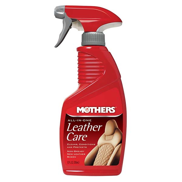 Mothers All In One Leather Care 12oz