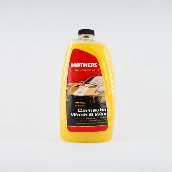 Mothers California Gold Carnauba Wash And Wax 64oz
