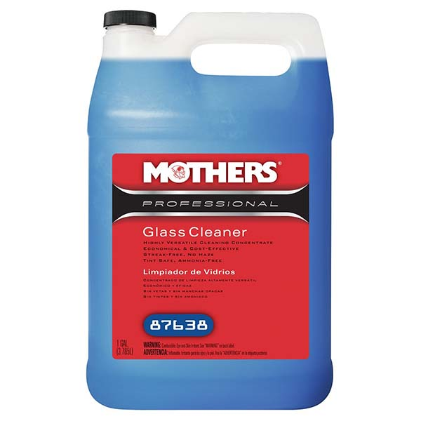 Mothers Concentrate Glass Cleaner 1GAL