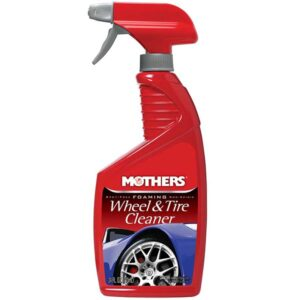 Mothers Foaming Wheel And Tire Cleaner 24oz