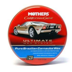 Mothers Natural Formula Wax Paste