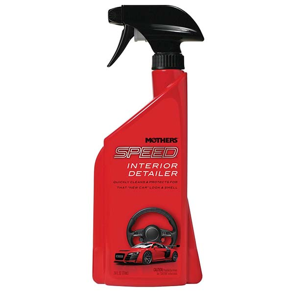 Mothers Speed Interior Cleaner 24oz
