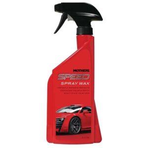 Mothers Speed Spray Wax 24oz