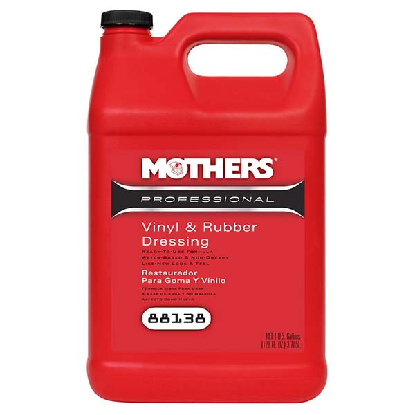 Mothers Vinyl And Rubber Dressing (Ready To Use) 1GAL