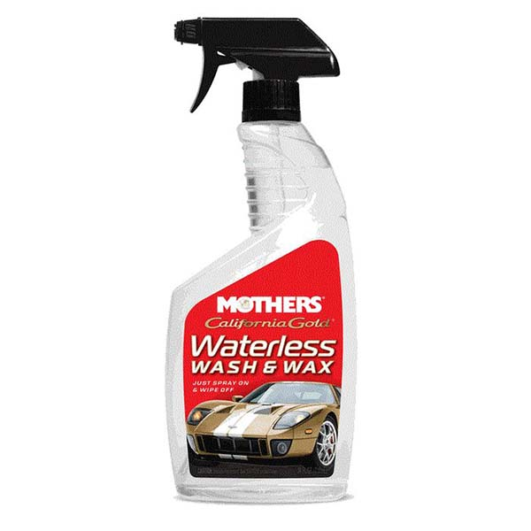 Mothers Water Less Wash And Wax