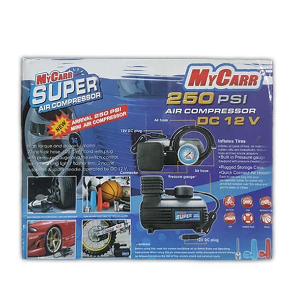 My Carr Super Air Compressor 12V