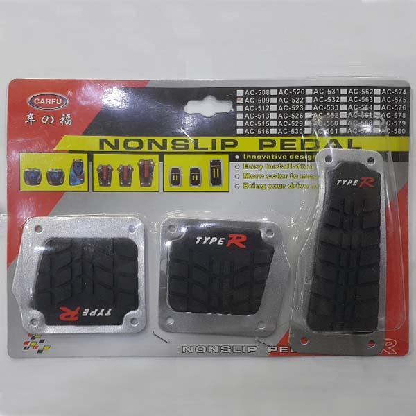 Type R Non slip Pedal Pad Ac-509