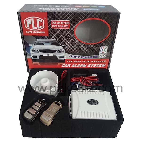 PLC Car Alarm Security System