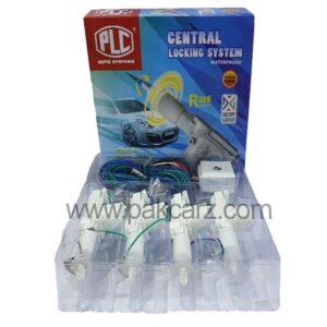PLC Central Locking System