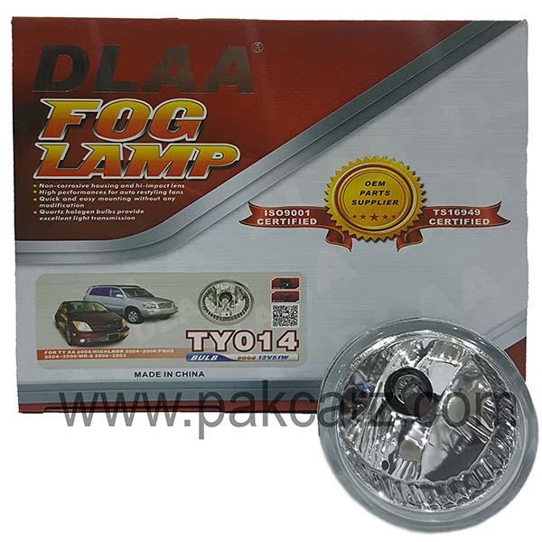Toyota Prius Fog Light 2005-2008 DLAA TY-014