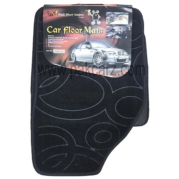 Toyota Prius Car Floor Carpet Mat