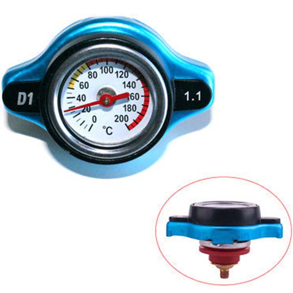Safe Thermo Radiator Cap 1.1