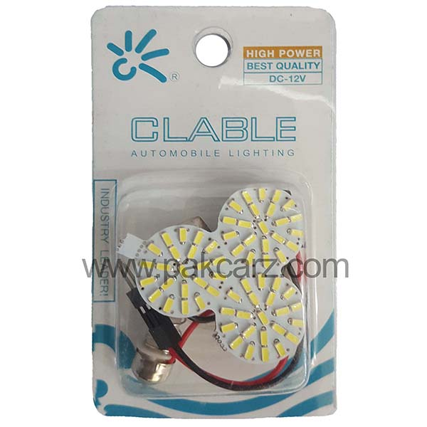 CLABLE 3 SMD Roof Light White