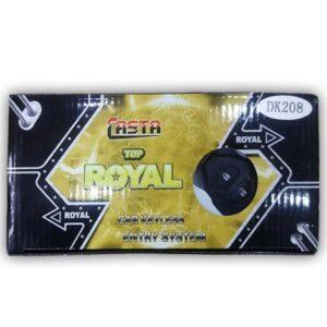 Royal Car Key Less Entry System