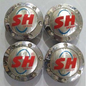 Universal Alloy Rim And Wheel Cup Cap SH