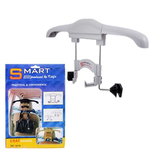 Smart Stainless Steel Car Coat Hanger