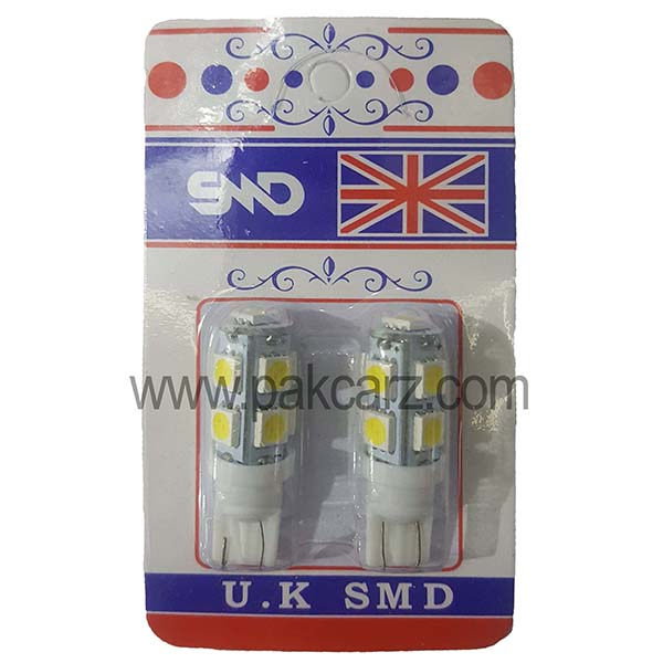 Auto Interior SMD With 5 LEDs