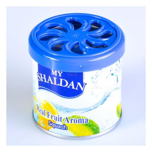 My Shaldan Real Fruit Aroma Squash Gel Perfume