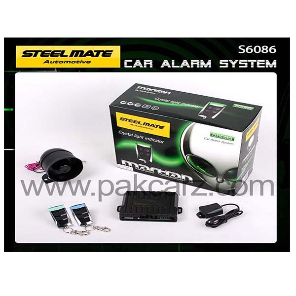 Steel Mate Martian Car Alarm Security System