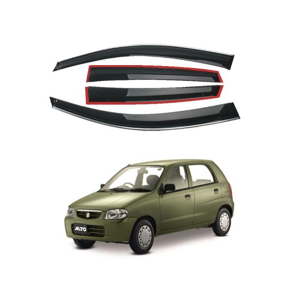 Suzuki Alto 1000cc Air Press Chrome Clip