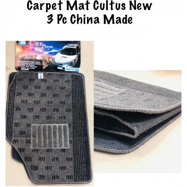 Suzuki Cultus New 2019 Carpet Mat China 3Pcs China