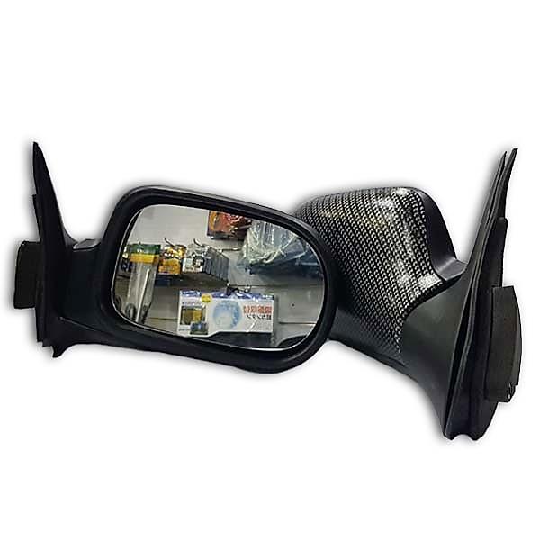 Suzuki Cultus Side Mirror Carbon