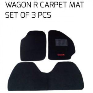 Suzuki Wagon R Carpet Mat 3 Pcs Set