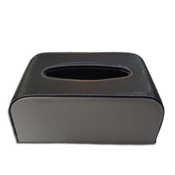Tissue Box Leather