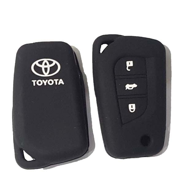 Toyota Car Security Key Silicon Cover