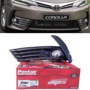 Toyota Corolla Fog Lamp 2018 Pentair TY-756