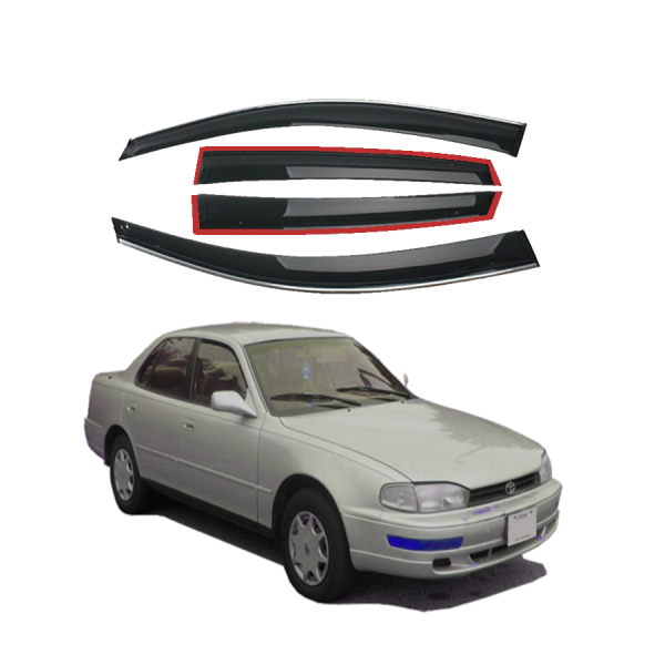 Toyota Corolla Air Press 4 Pcs With 3M Tape 1996-2000