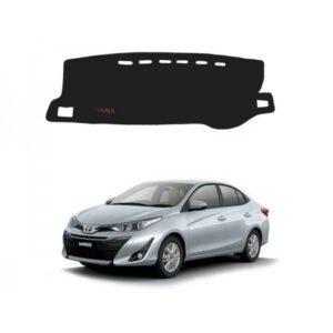 Toyota Yaris Dashboard Carpet Mat