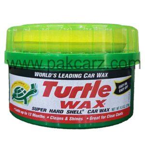Turtle Super Hard Shell Car Wax