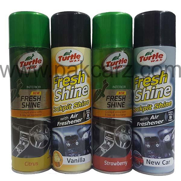 Turtle Wax Fresh Shine Dashboard Spray